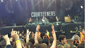 Courteeners Cropped